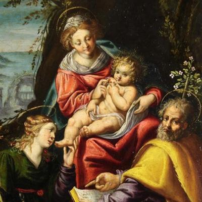 Panfilo Nuvolone (Cremona 1581-Milano 1651),