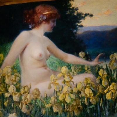 Richard Starcke (Naumburg 1864-Weimar 1945),
